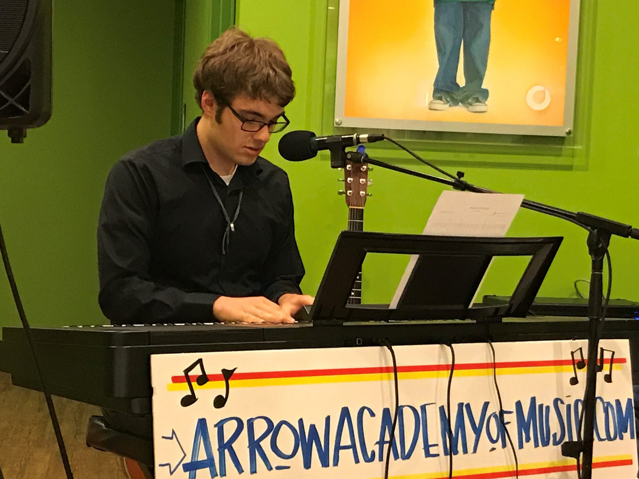 Arrow Concerts Arrow Academy Of Music